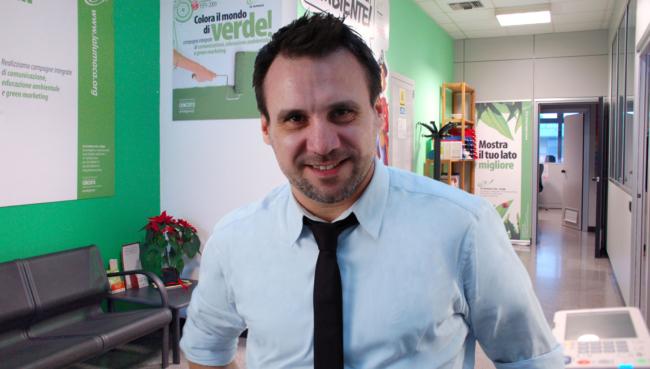 Guido Ricci La Lumaca Presidente