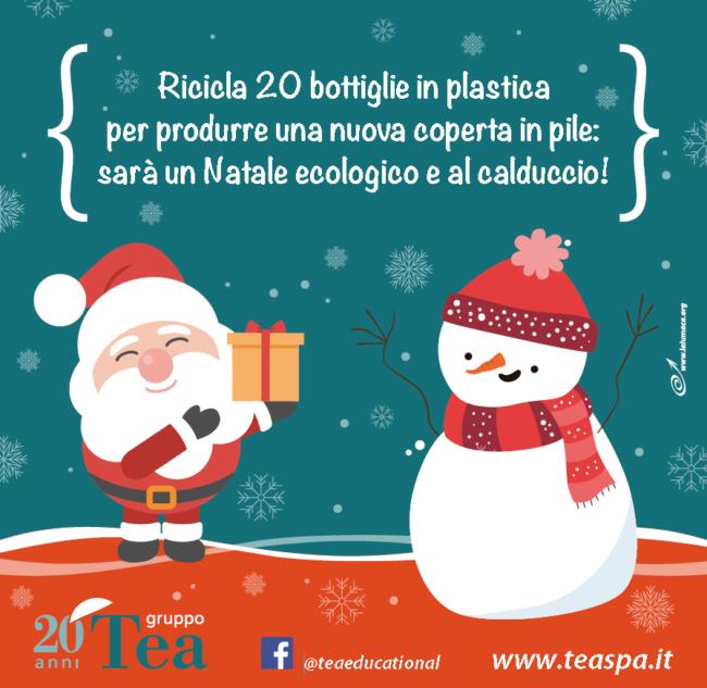 Tea Natale Social
