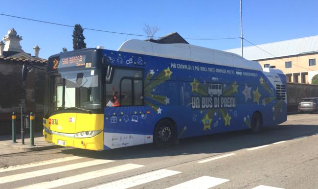 Un Bus Di Pemi Seta 1200