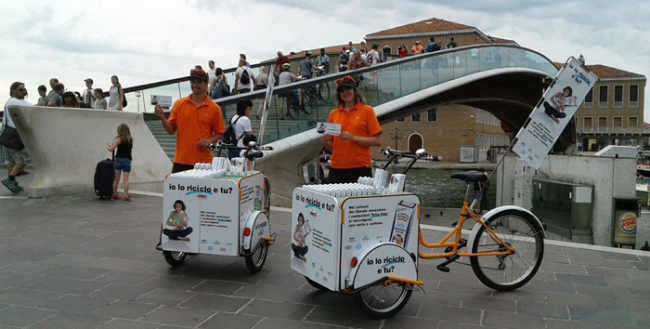Venezia Infobike Tetra Pak