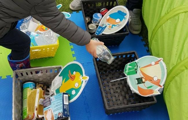 Green loop festival laboratori ata