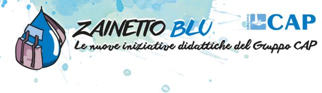 Zainetto Blu
