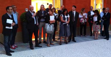 Presentazione aziende modenesi per la RSI Modena
