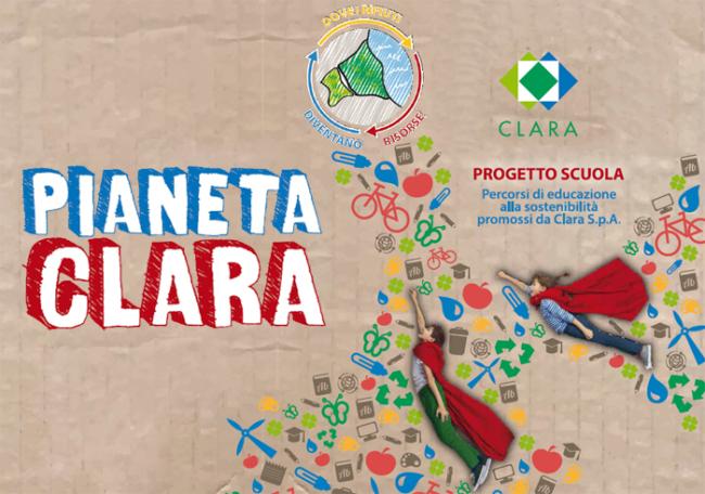 Educazione Ambientale Clara 700Pxl