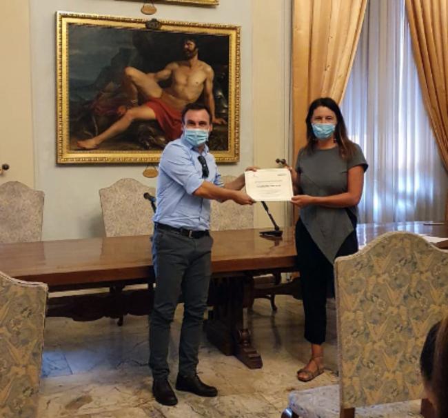 Premiazione Ricci Guido